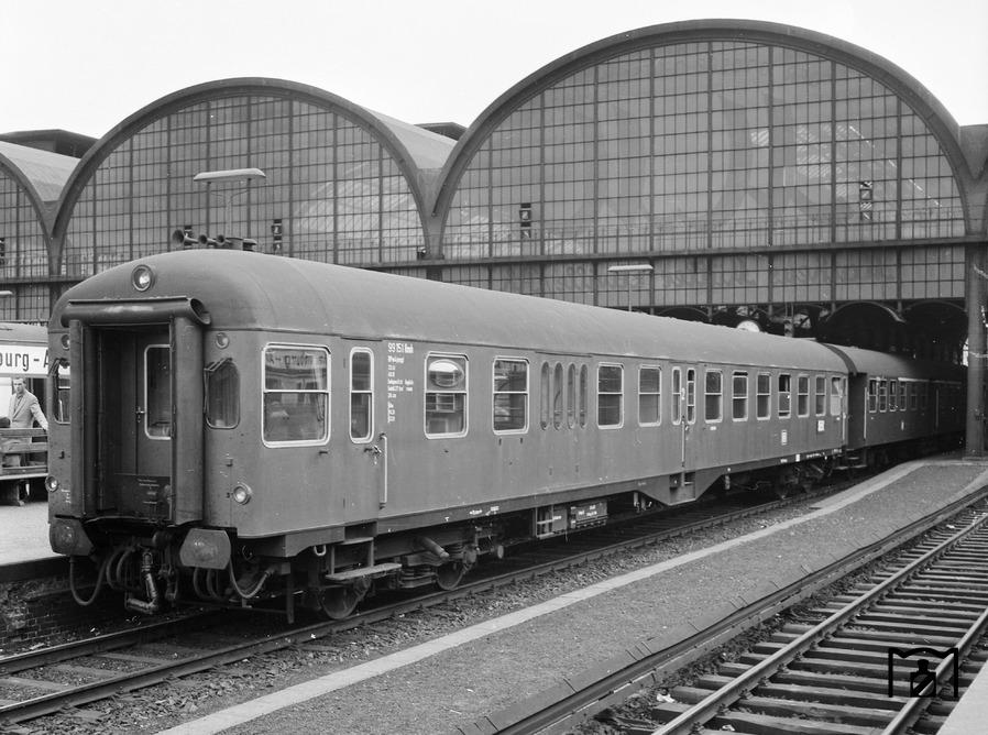 BPw4ygf54 Nr. 99151 Hmb in Hamburg-Altona 9.1959, Foto: Reinhard Todt Bildlink: eisenbahnstiftung.de
