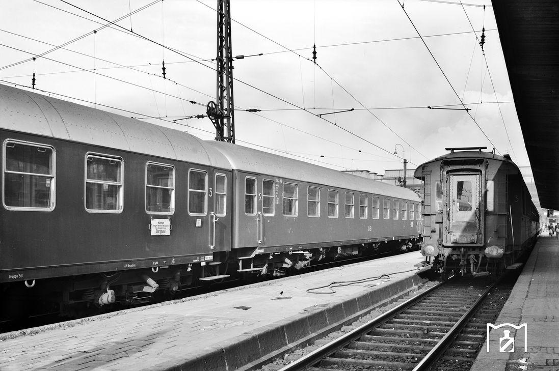 Der 2. Klasse-Wagen