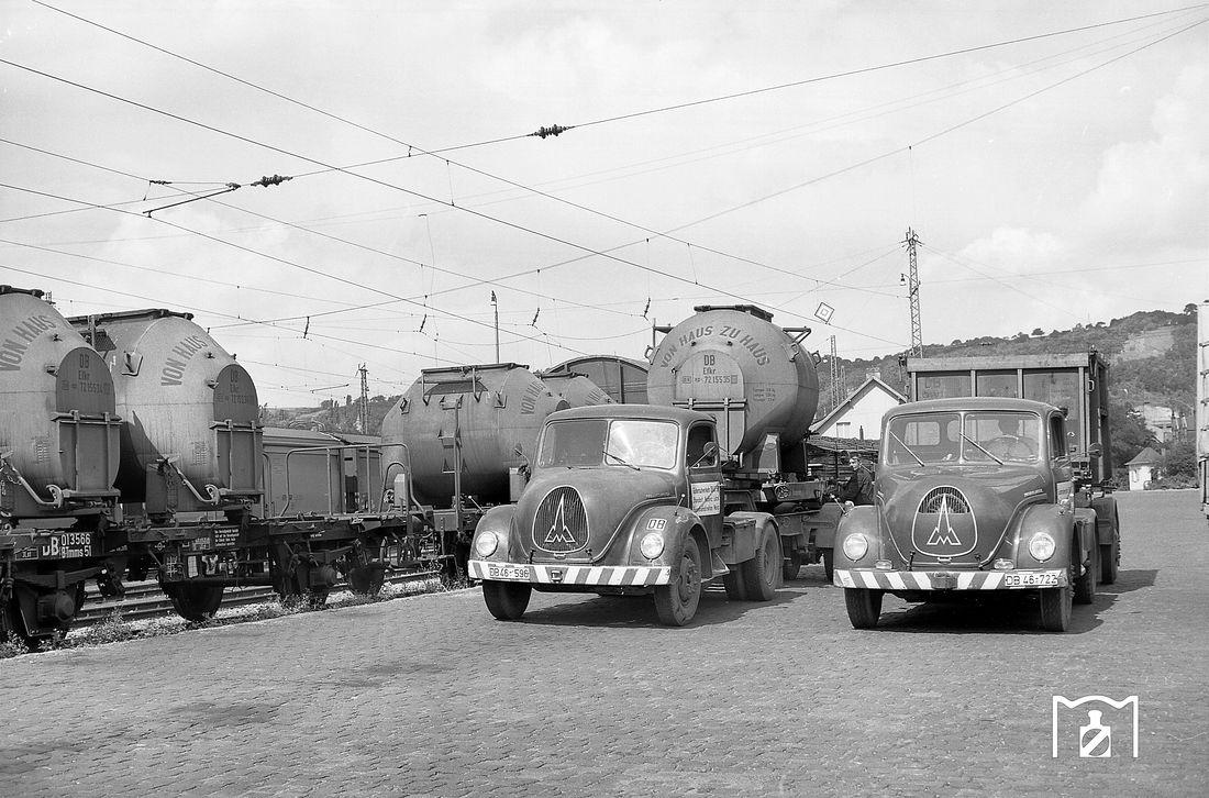 Von- Haus zu Haus-Verkehr Bildlink: Eisenbahnstiftung Johannes Schmidt
